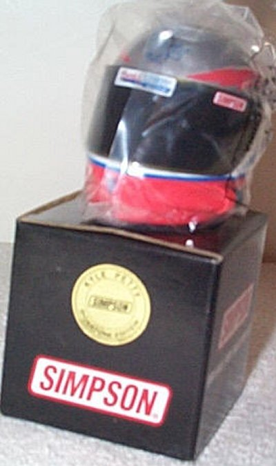 Kyle Petty Coors Light Collector's Helmet