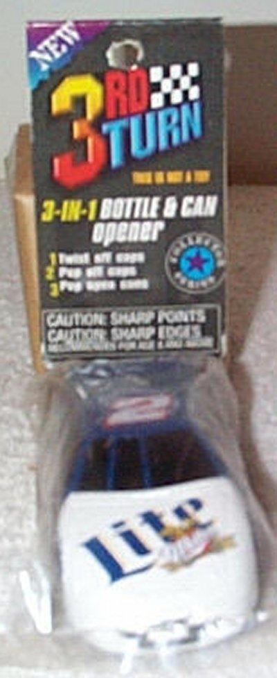 Miller Lite Ford Thunderbird 3' 1 Opener