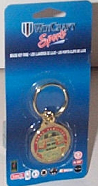 Richard Petty STP Anniversary Key Ring