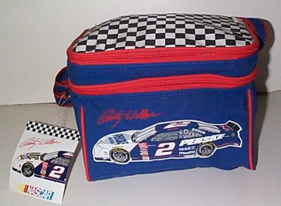Rusty Wallace Six-Pack Cloth Cooler