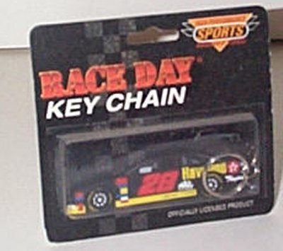 Robert Yates Racing Car Key Ring