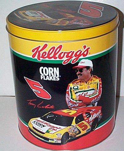 Terry Labonte Kellogg's Collector's Tin