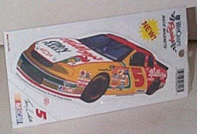 Terry Labonte Kellogg's Race Magnet