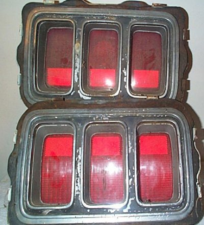 Mustang Tail Lights
