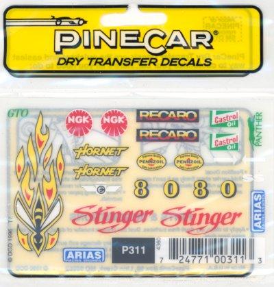 Dry Transfer Set Stinger