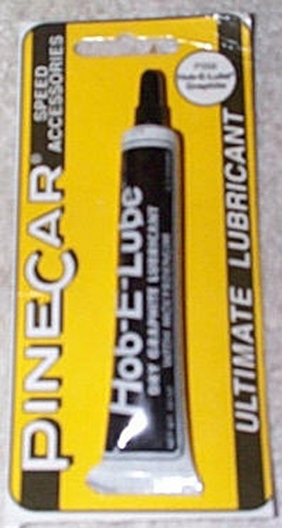 Pinewood Derby Ultinate Lube Graphite