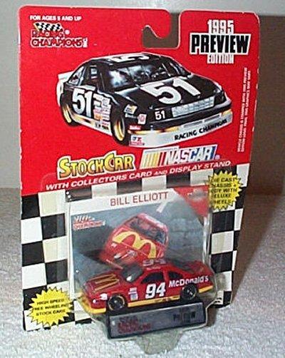 Bill Elliott McDonald's '95 Thunderbird