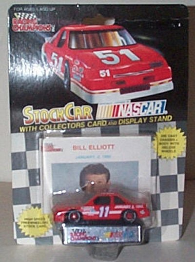 Bill Elliott New Beginning '92 Thunderbird