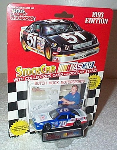 Butch Mock Motorsports '93 Thunderbird