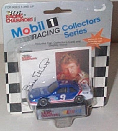 Bill Elliott Melling Mobil 1 Racing