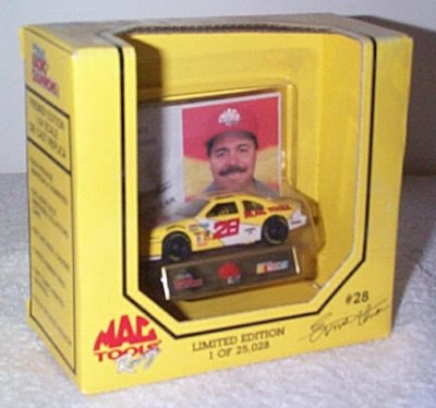 Ernie Irvan Mac Tools Ford Thunderbird
