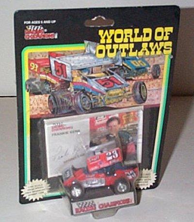 Frankie Kerr Shoff Motorsports Sprint Car