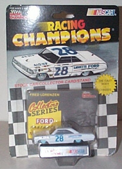 Fred Lorenzen '64 Ford Fastback