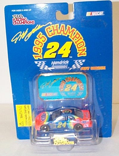 Jeff Gordon '95 Champion Monte Carlo