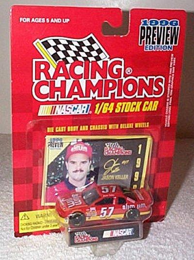 Jason Keller Slim Jim '96 Monte Carlo