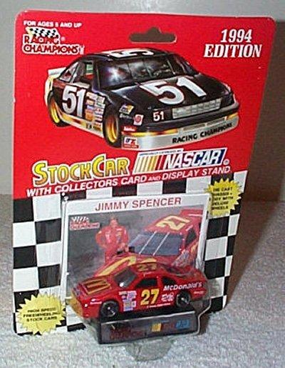 Jimmy Spencer McDonald's '94 Thunderbird