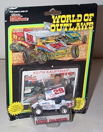 Keith Kauffman Weikert's Livestock Sprint Car