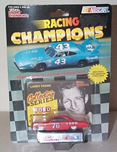 Larry Frank '64 Ford Fastcack