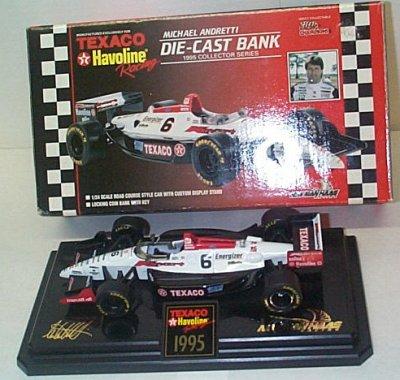Michael Andretti '95 Texaco/K-Mart Indy Car