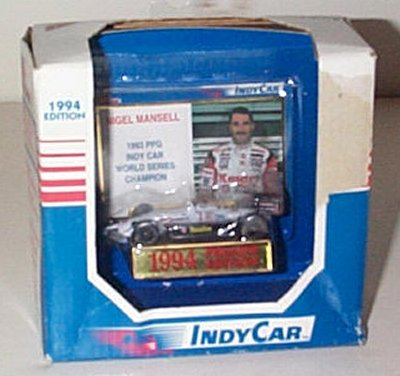 Nigel Mansell Tex/Hav '94 Indy Car