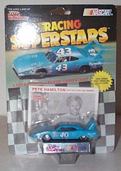 Pete Hamilton Plymouth Superbird