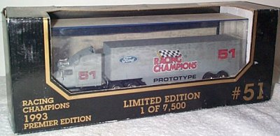 '93 Ford Prototype Team Transporter