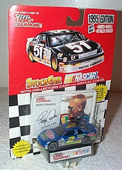 Ricky Craven Dupont '95 Monte Carlo
