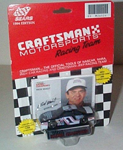 Rick Mast Craftsman Motorsports Thunderbird