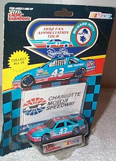 Richard Petty '92 Fan Tour Charlotte