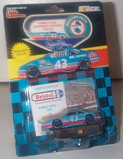Richard Petty '92 Fan App. Tour Bristol