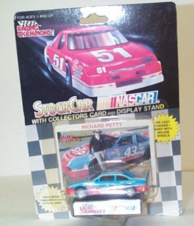 Richard Petty STP '92 Pontiac Grand Prix