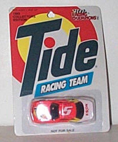 Ricky Rudd Tide '92 Ford Thunderbird Promo