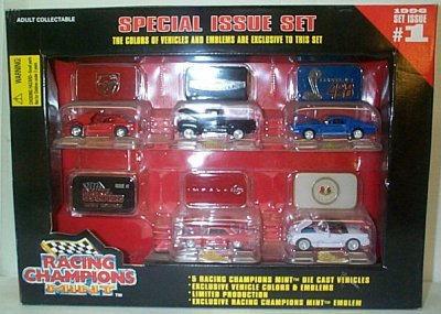 Racing Champions Mint Series Issue # 1