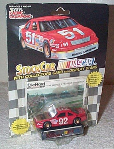 Talladega Die Hard 500 '92 Pontiac