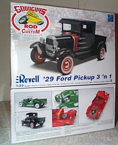 '29 Ford Pickup Goodguys Model Kit