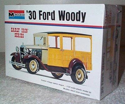 '30 Ford Woody S/W Street Rod