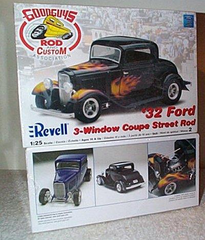 '32 Ford 3-Window Street Rod Goodguys