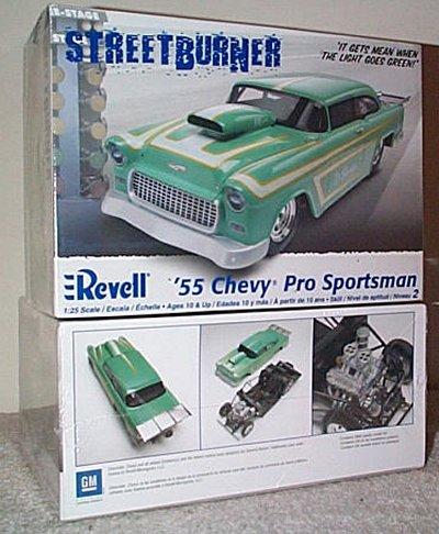 '55 Chevrolet Pro Sportsman Model Kit