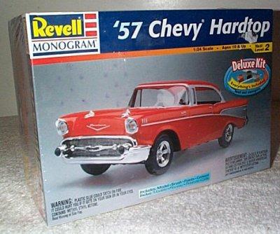 '57 Chevrolet 2 Dr. Ht. Deluxe Kit