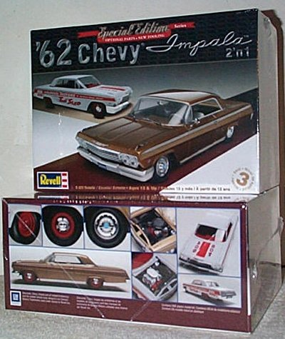 '62 Chevy Impala 2'n 1 Special Edition Kit