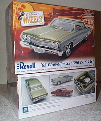 '65 Chevrolet Chevelle SS396 Z-16 2'n 1