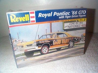 '66 Pontiac GTO Royal Pontiac Drag Car