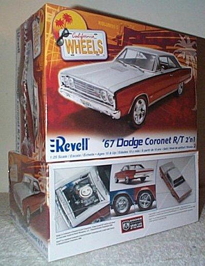 '67 Dodge Coronet R/T California Wheels