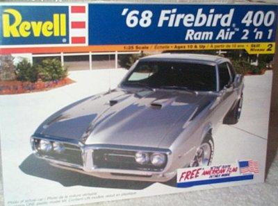 '68 Pontiac Firebird Ram Air 400 2n' 1