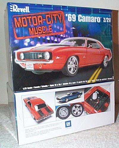 '69 Chevrolet Camaro Z/28 Motor-City Muscle