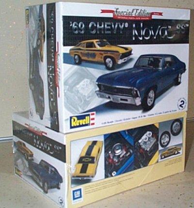 '69 Chevrolet Nova SS Special Edition