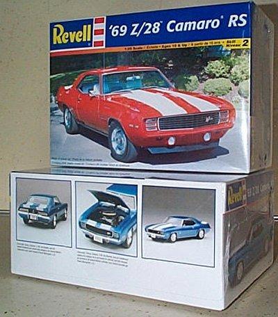'69 Chevrolet Camaro Z/28 RS
