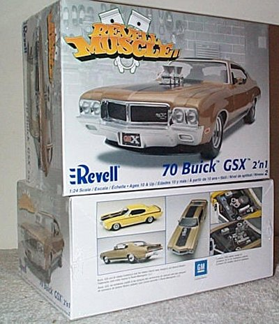'70 Buick GSX 2'n 1 Muscle Series