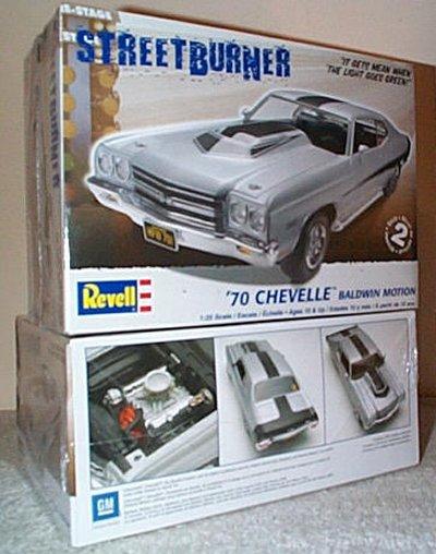 '70 Chevrolet Chevelle Baldwin Motion
