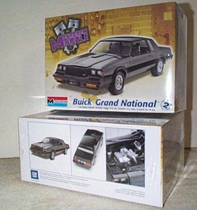 '87 Buick Grand National Model Kit